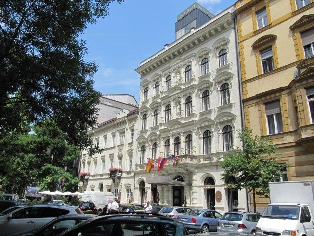 Conference at Hotel President, Budapest